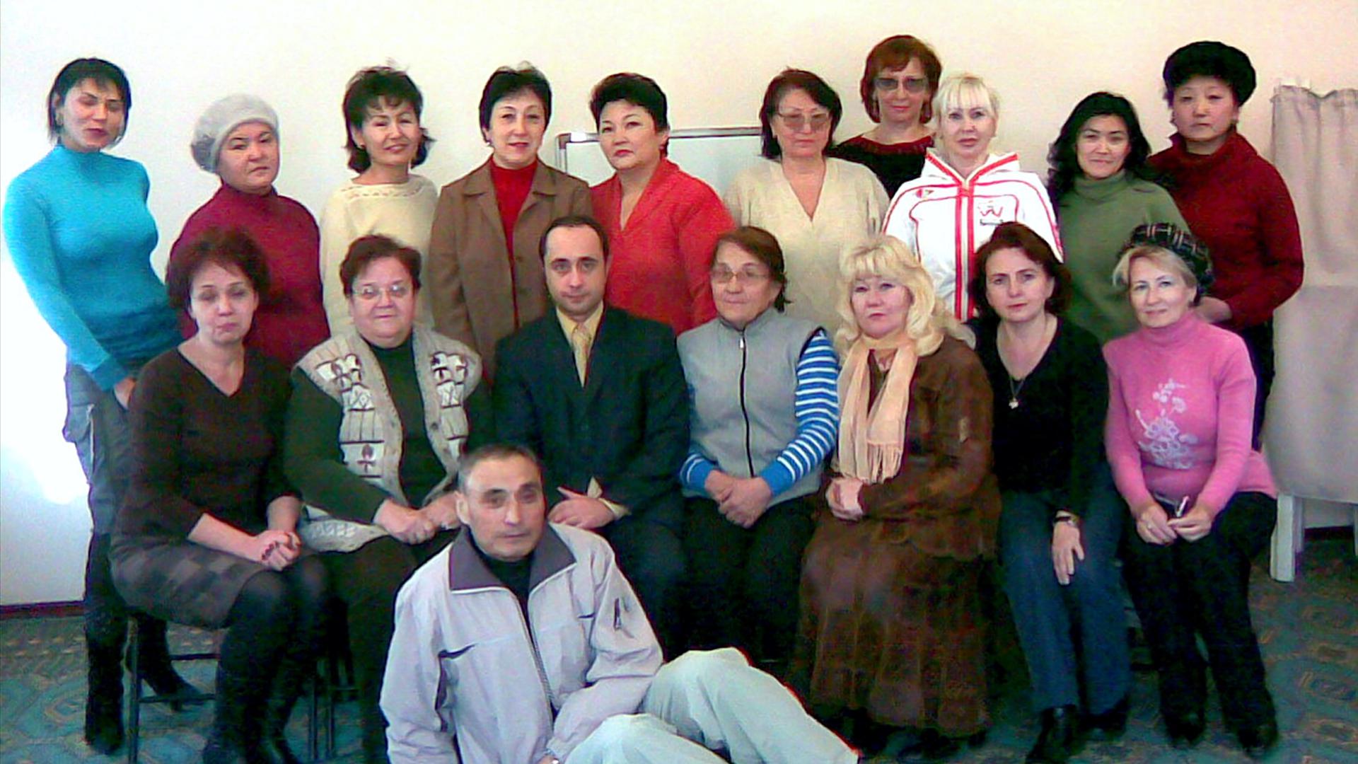 Обучение космоэнергетике в Алматы