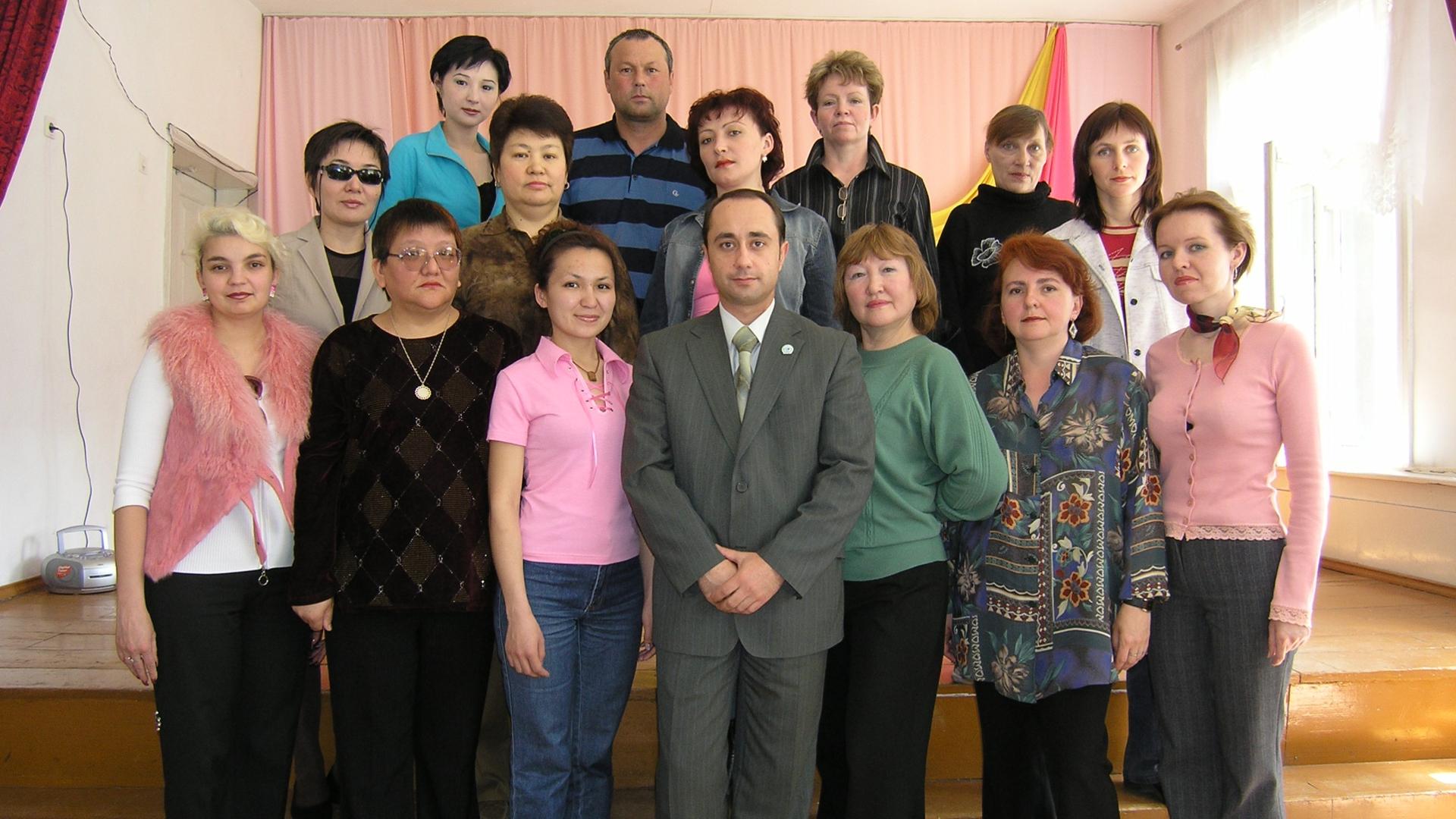 Алматы - школа космоэнергетики Георгия Кихай