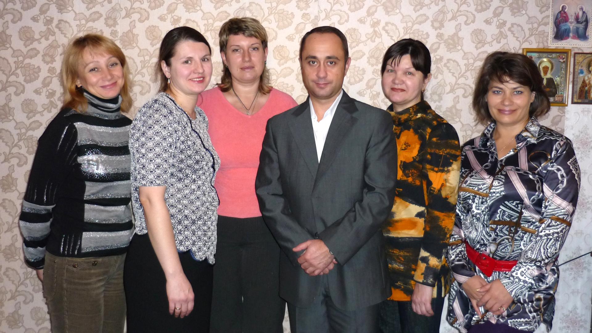 В Барнауле состоялось обучение космоэнергетике