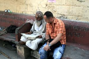 Духовный тур Индия 2009